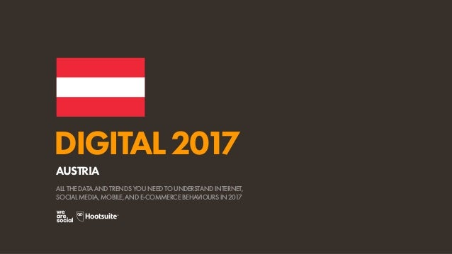 2cb9f5e8d6 Digital 2017 Austria (January 2017)