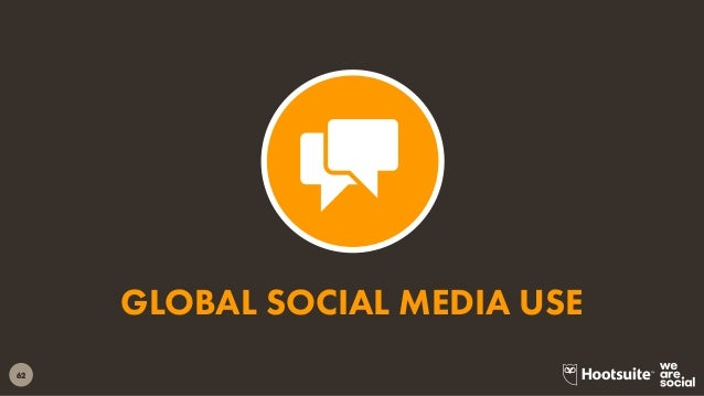 63 2019 JAN SOURCES: LATEST DATA PUBLISHED BY SOCIAL MEDIA PLATFORMS VIA PRESS RELEASES, INVESTOR EARNINGS ANNOUNCEMENTS, ...