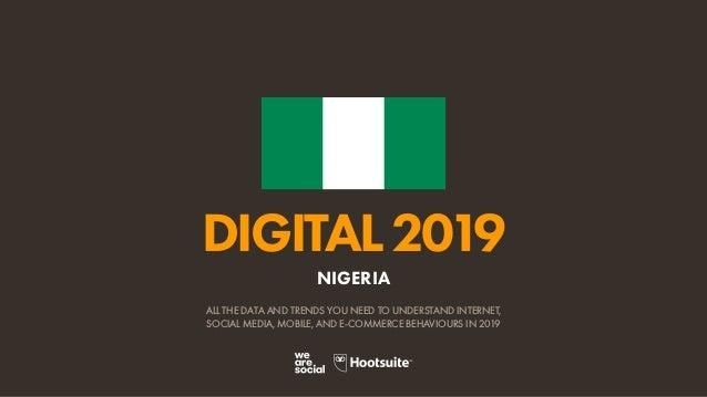 Digital 2019 Nigeria (January 2019) v01