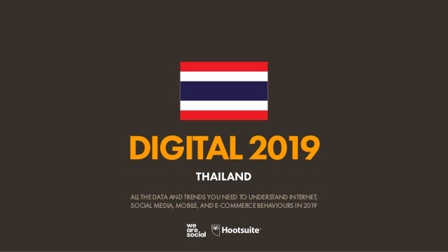 Digital 2019 Thailand (January 2019) v01