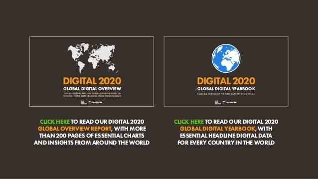 Digital 2020 April Global Snapshot Report Slide 3