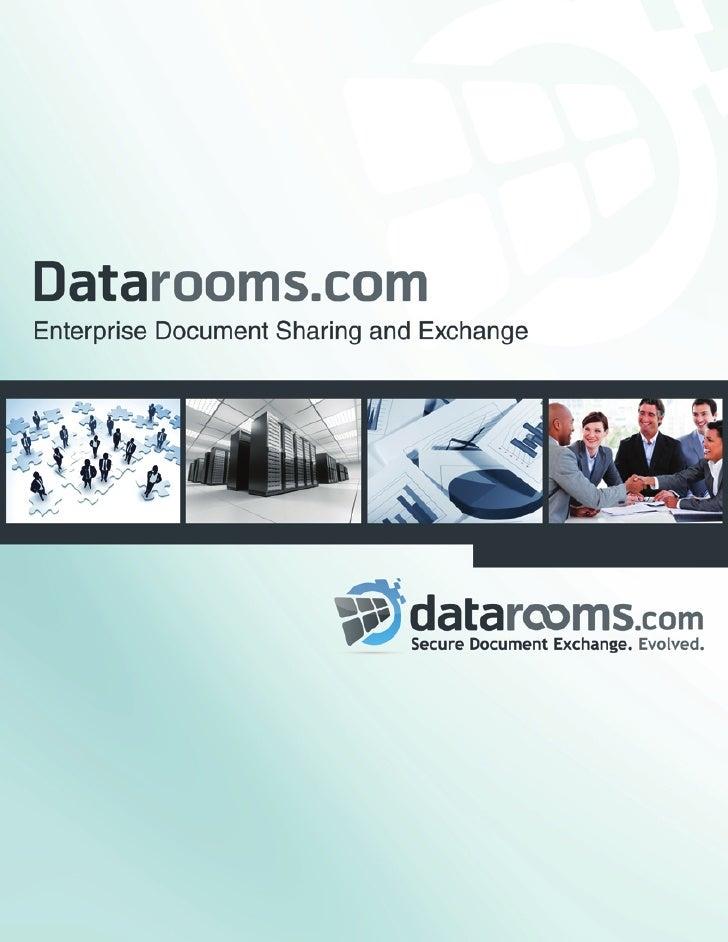 Datarooms.com   Enterprise Document Sharing and Exchange                                                                  ...
