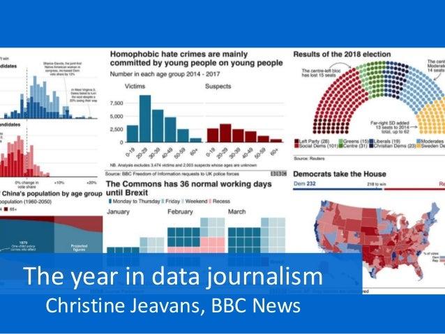 The year in data journalism Christine Jeavans, BBC News