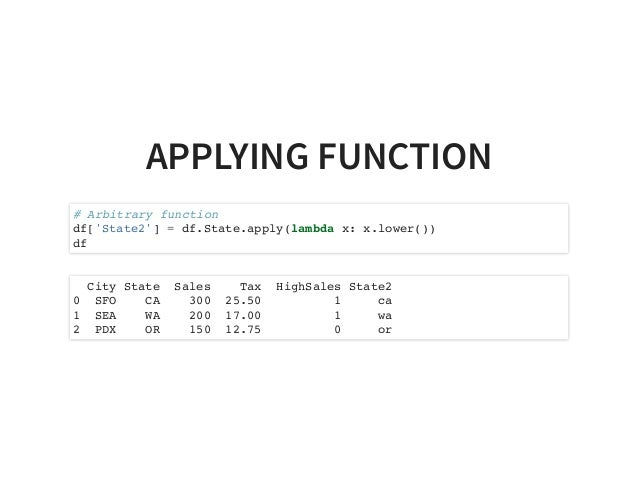 Data Science and Machine Learning Using Python and Scikit-learn