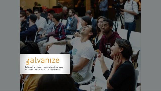 Galvanize Data Science Open House