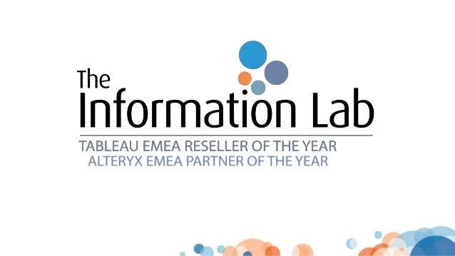 "La nostra mission ""Helping people make sense of data"""