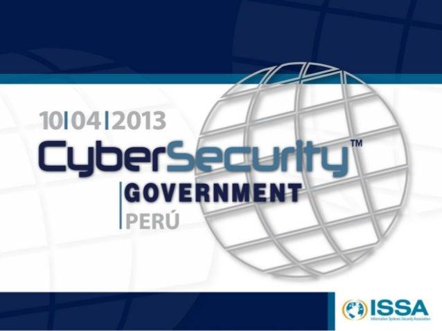 Experiencias en la implementación           de un programa de mejorade la gestión de la seguridad de la información       ...