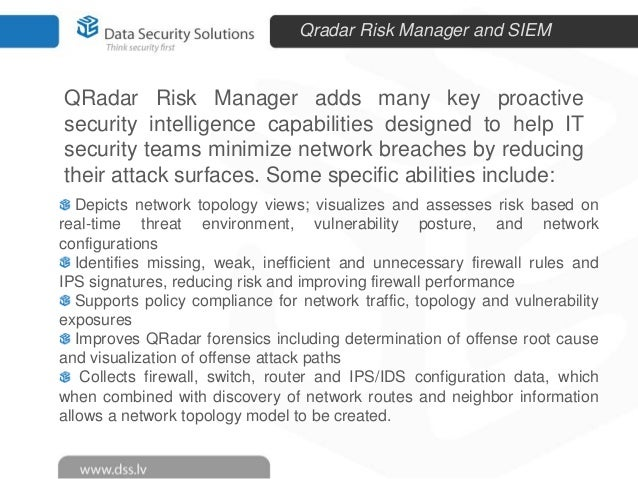 Data security solutions_Baltics_IBM_QRadar_SIEM_Use_Cases_28