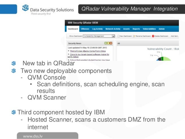 Data security solutions_Baltics_IBM_QRadar_SIEM_Use_Cases_28 01 2014