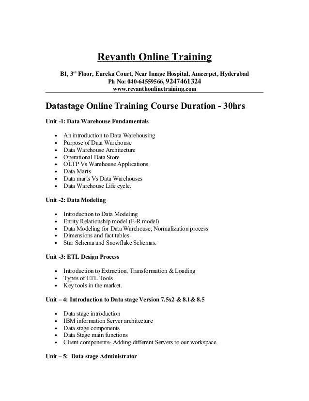 Revanth Online Training       B1, 3rd Floor, Eureka Court, Near Image Hospital, Ameerpet, Hyderabad                       ...