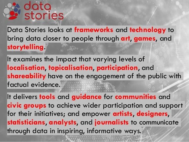 Data stories Slide 3