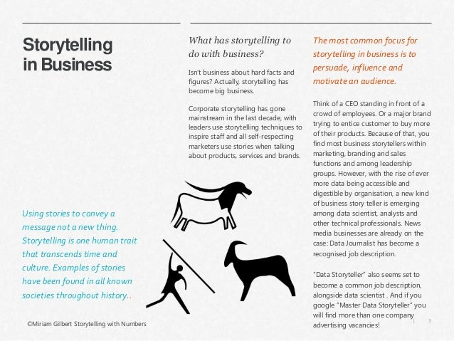 Data stories - how to combine the power storytelling with effective data visualization Slide 3