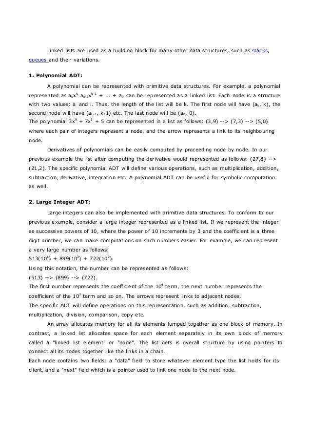 Queue - Array Implementation - Types
