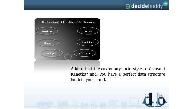 data structure in c book pdf