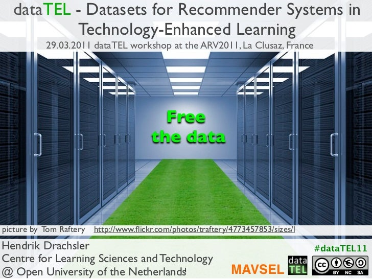 How to learn datatel
