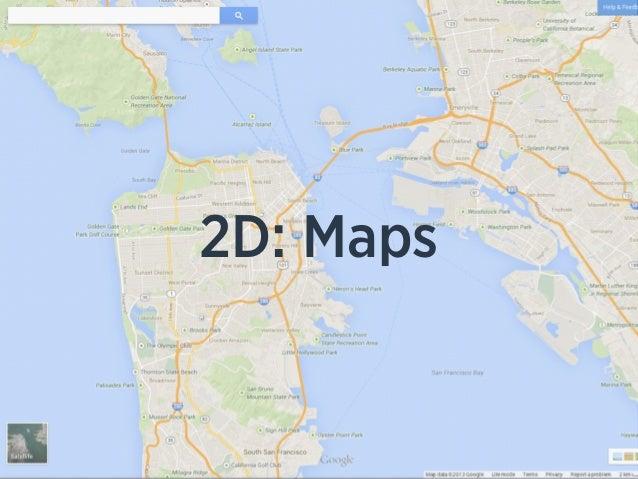 2D: Maps