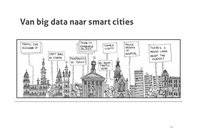 Van big data naar smart cities                                 29