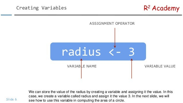 R Programming: Variables & Data Types