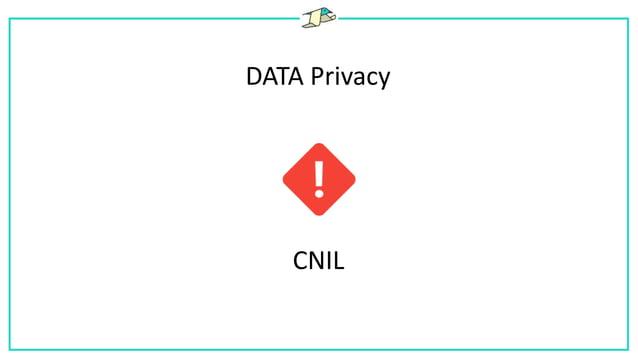 Obligations • Sécurité des fichiers. • Confidentialité des données. • Information des personnes. • Durée de conservation d...