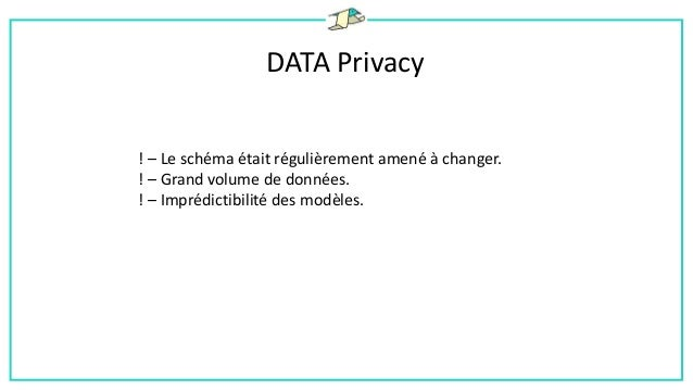 Le Datastore est une base de données schemaless, hébergée sur les servers de Google, qui scale et descale automatiquement ...