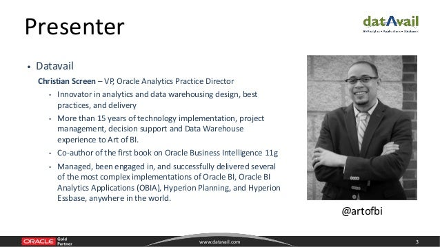 What 39 S New In Oracle Bi For Developers