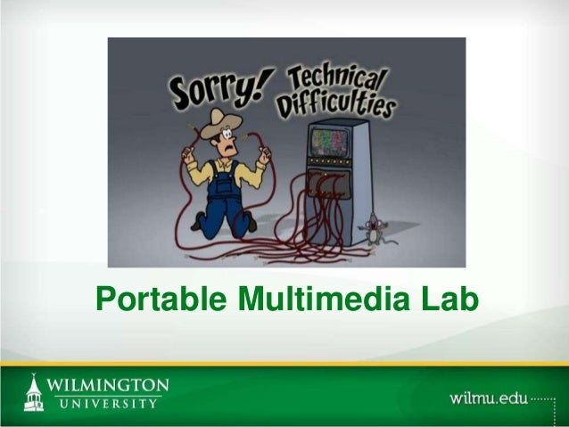 Portable Multimedia Lab PHOTO OPTION