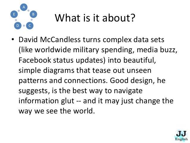 ted - data visualization