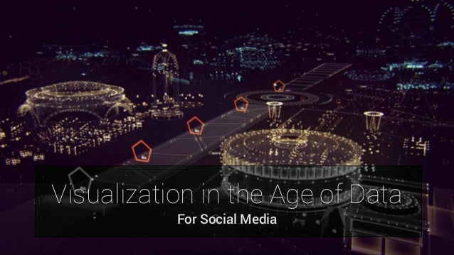 Michael Durwin Visualization in the Age of Data