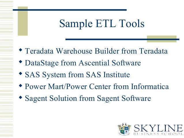 warehousing 11 sample etl tools teradata teradata etl tools