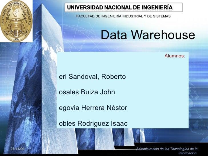 <ul><li>Alumnos:  </li></ul><ul><ul><ul><li>Jeri Sandoval, Roberto </li></ul></ul></ul><ul><ul><ul><li>Rosales Buiza John ...