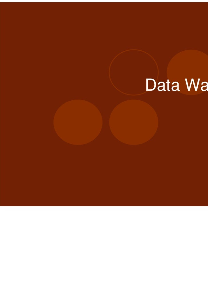 data warehouse data mining Chapter 19 data warehousing and data mining table of contents • objectives • context • general introduction to data warehousing – what is a data warehouse.