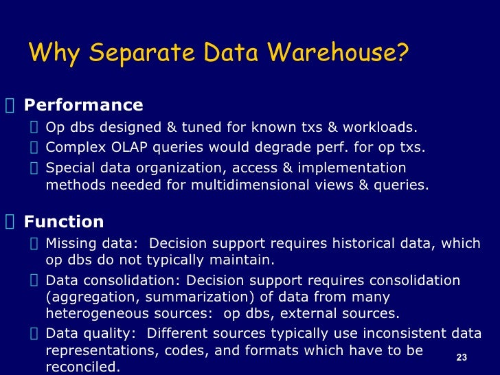 the concepts of data warehouse and data mining in organization 12 applications of data warehouse: it is used for prediction, statistical analysis, and decision making in various industries.