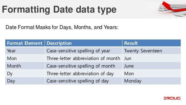 how to get month from date in oracle