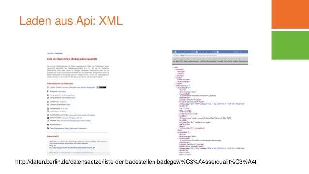 Laden aus Api: XML http://daten.berlin.de/datensaetze/liste-der-badestellen-badegew%C3%A4sserqualit%C3%A4t