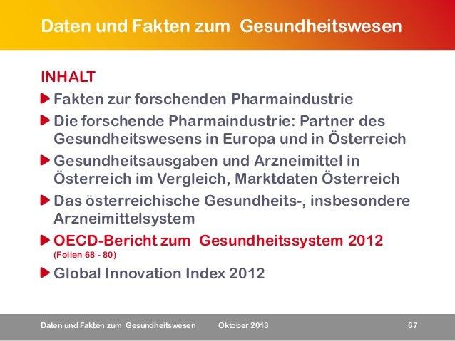 Daten und Fakten zum Gesundheitswesen INHALT Fakten zur forschenden Pharmaindustrie Die forschende Pharmaindustrie: Partne...