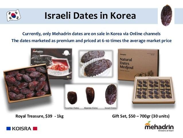 dates in korea