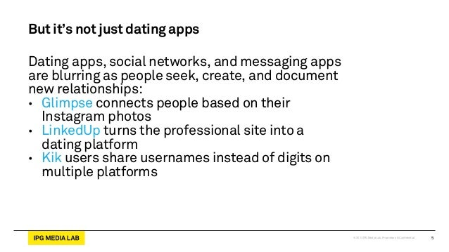 How to message on dating apps