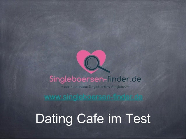 Dating Cafe im Testwww.singleboersen-finder.de