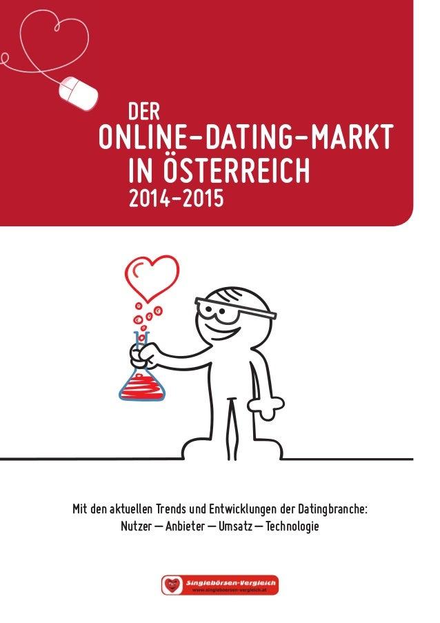 ONLINE-DATING-MARKT IN ÖSTERREICH 2014-2015 DER Mit den aktuellen Trends und Entwicklungen der Datingbranche: Nutzer – Anb...