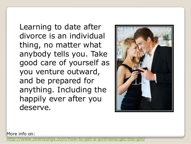 After Start When Is A Dating To Ok Divorce It
