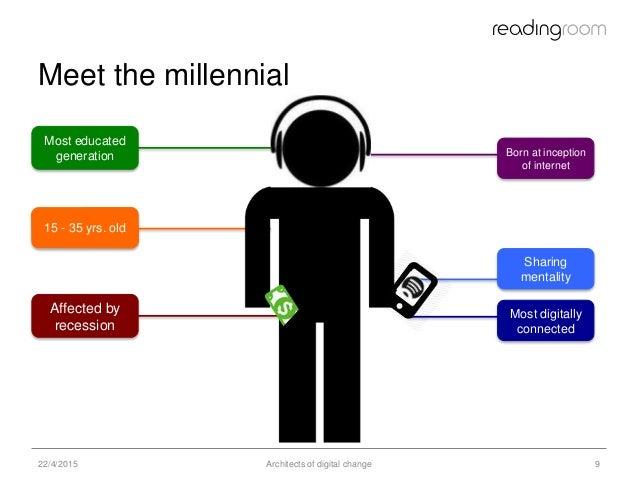 dating millennials