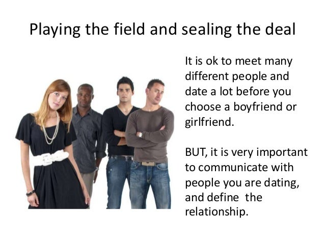 Dating n relationship