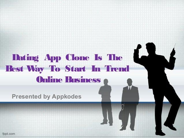 Hvordan man starter online dating business