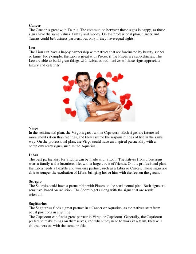 Sun sign dating site