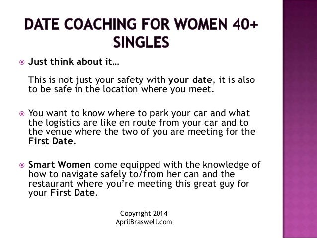 Internet dating first date safety