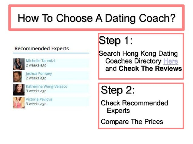Dating coach directory