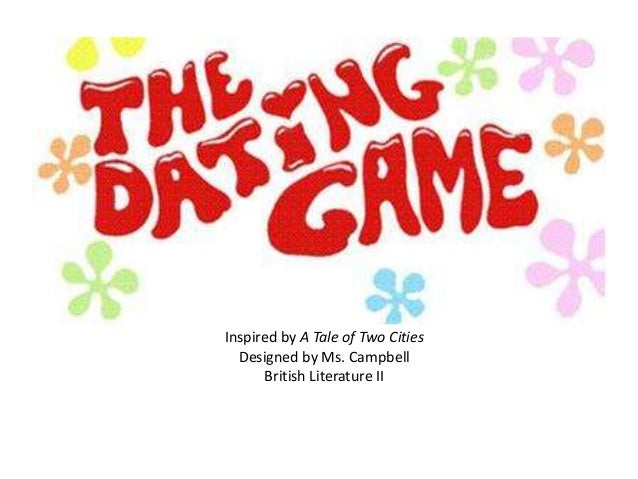 the dating game set design