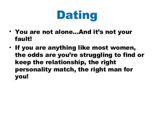 Dating • You ...