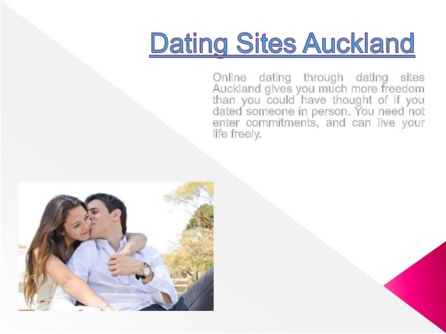 Auckland dating sites
