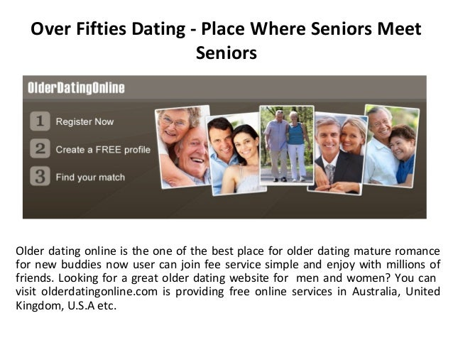 Mature dating sites australia